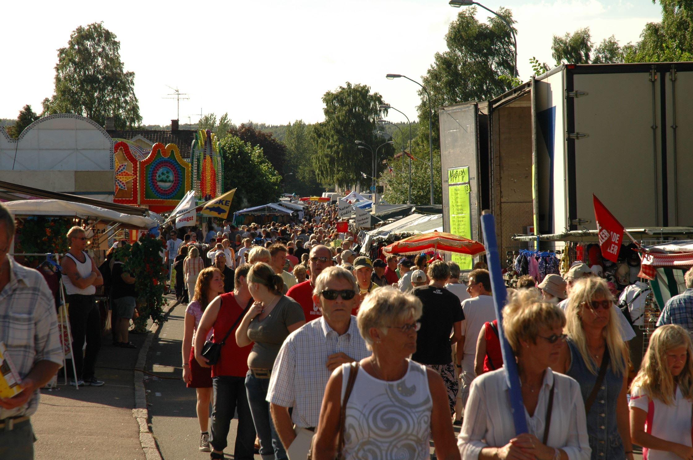 FOTO: Conny Runeke, Hästveda Markt