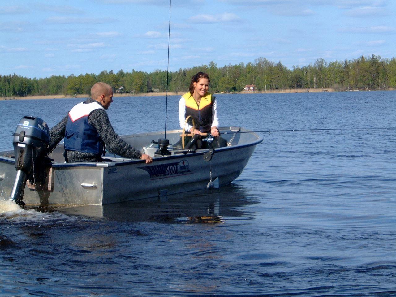 Båt- & kanotuthyrning: Torne Camping