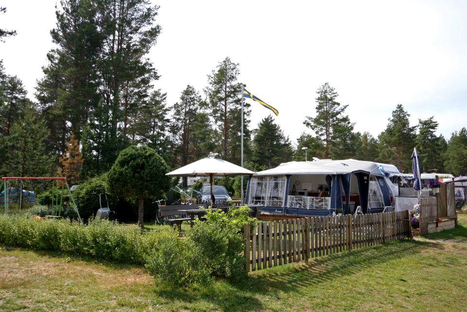 Bergafjärdens Camping & Havsbad/Ferienhäuser