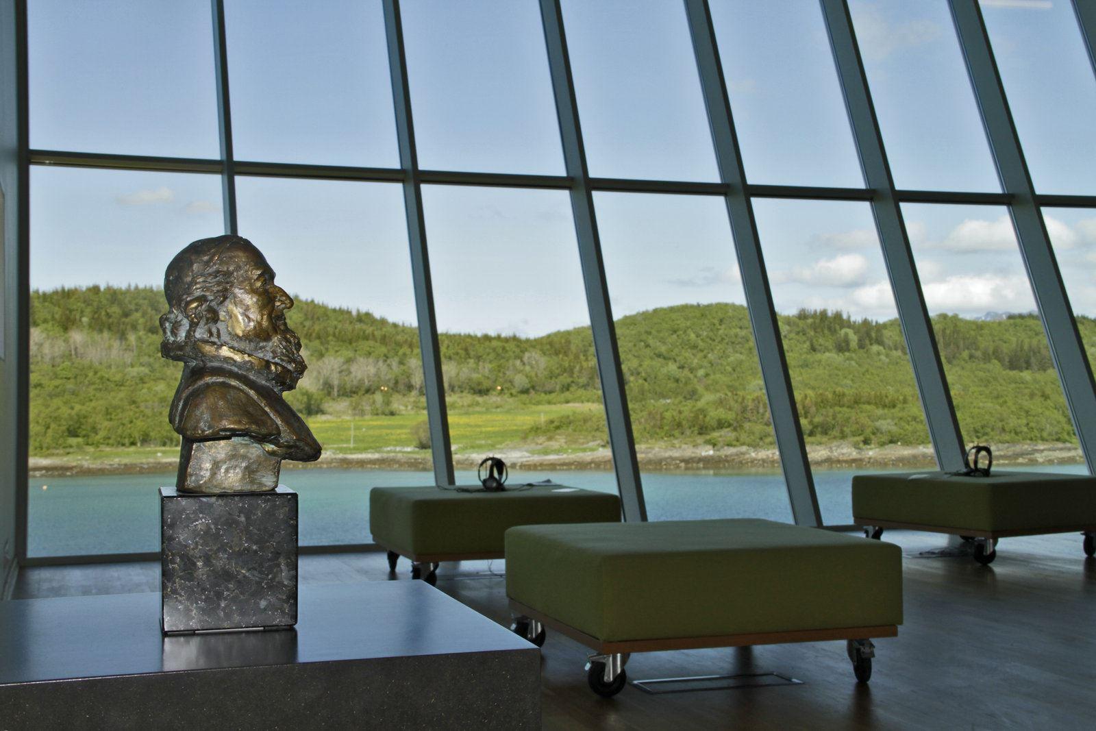 © Tore Olsen, Petter Dass-museum