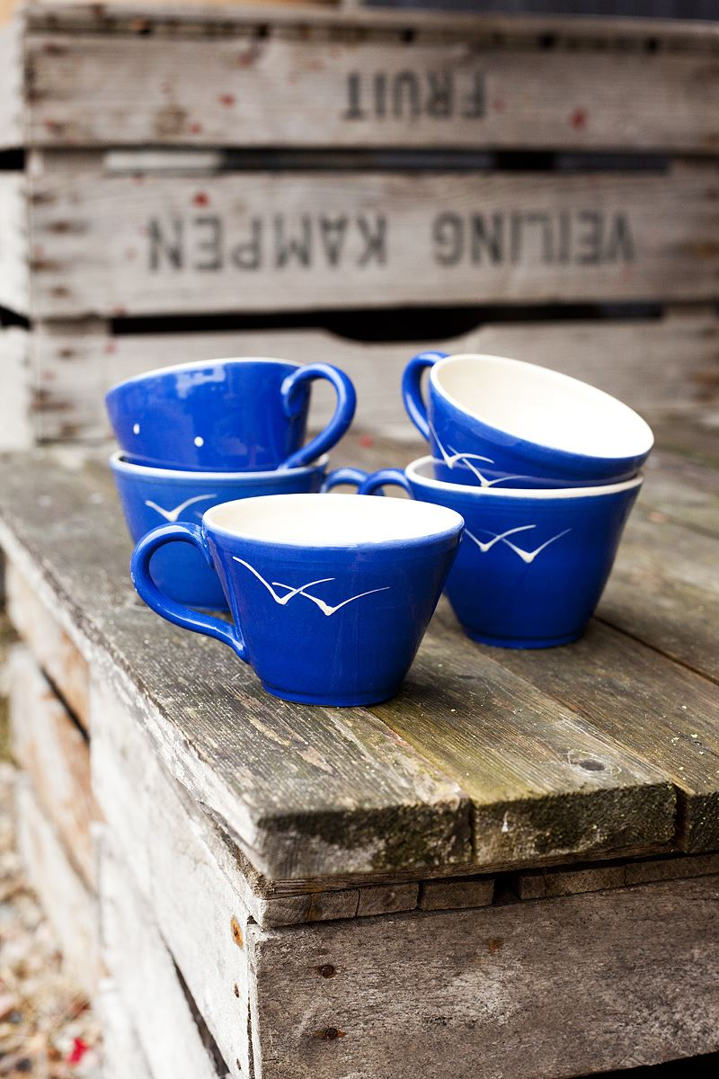 Kullabygdens Keramik, Peter Nilsson