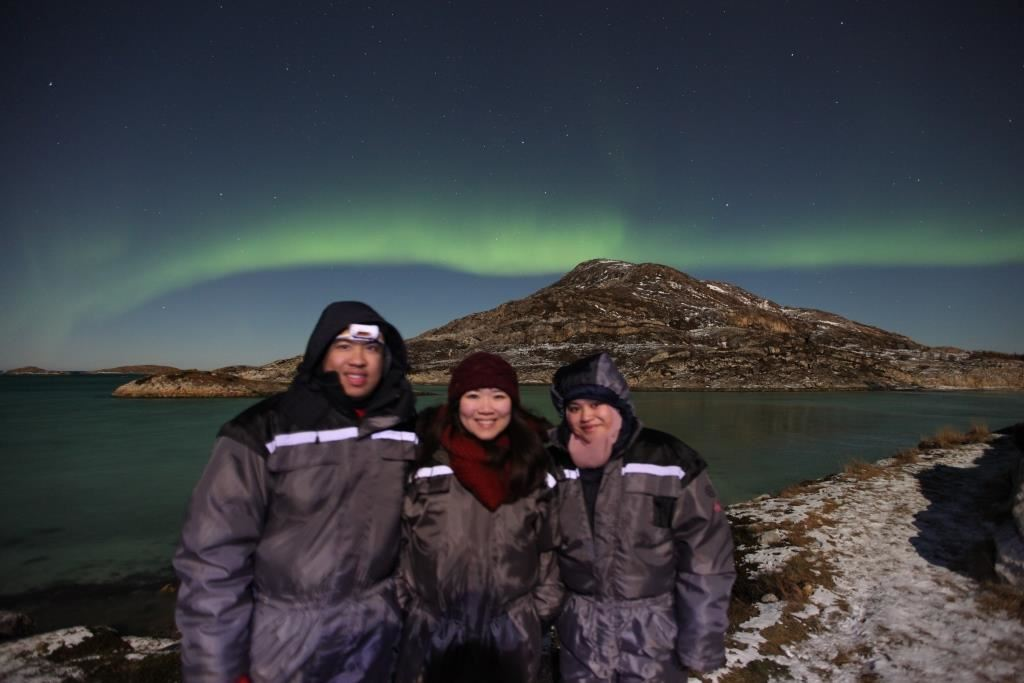 Northern Lights Chase in a small group – Northern Lights Tromsø