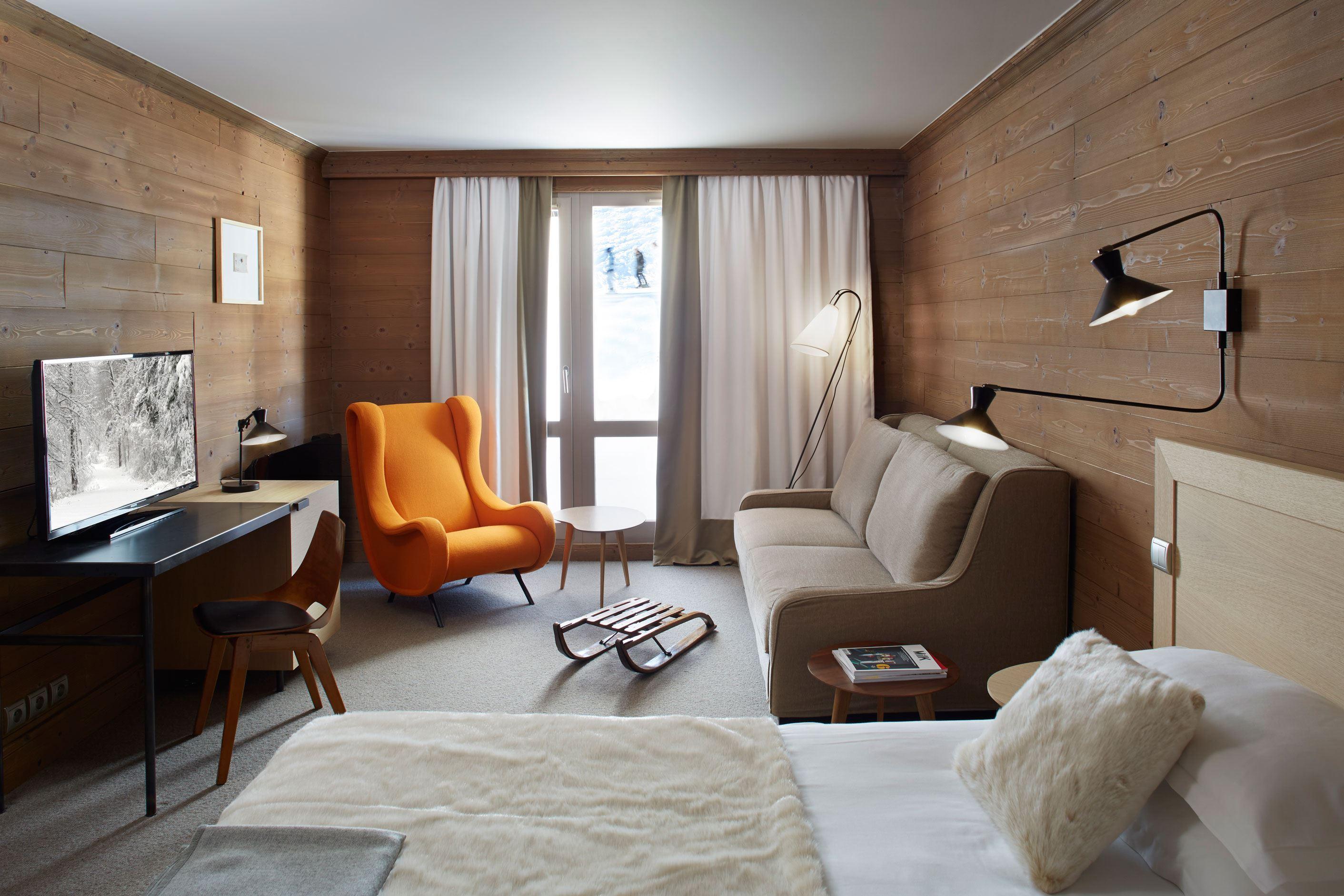 HOTEL DES TROIS VALLEES
