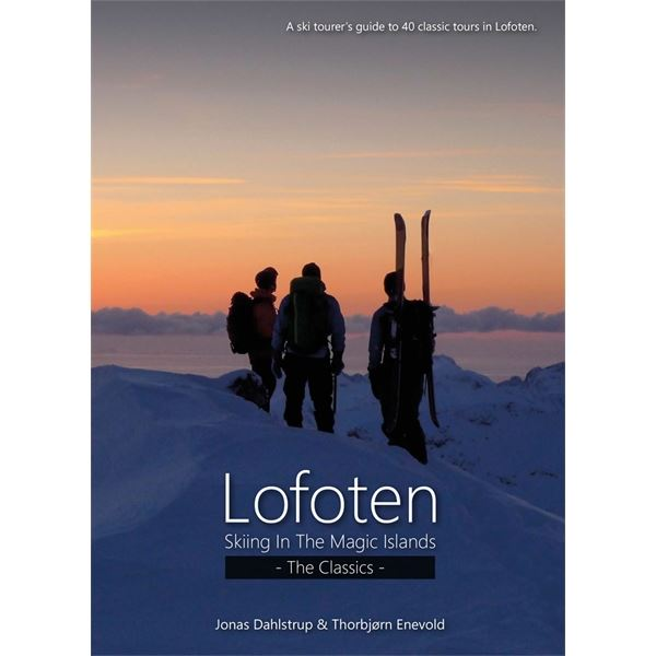 Lofoten - skiing in the magic Islands