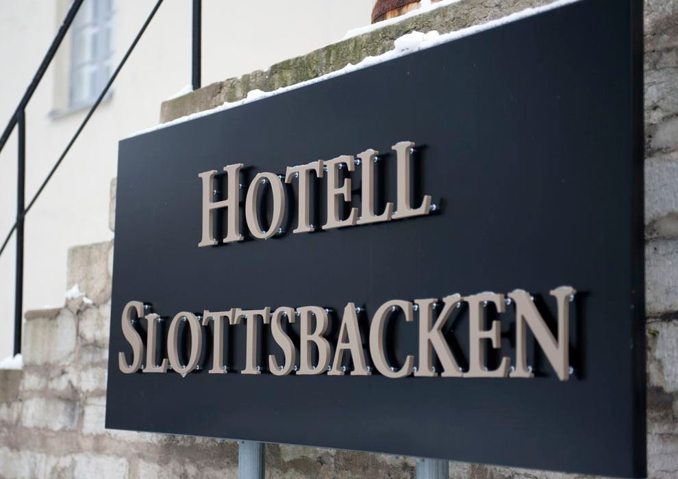 Hotel Slottsbacken