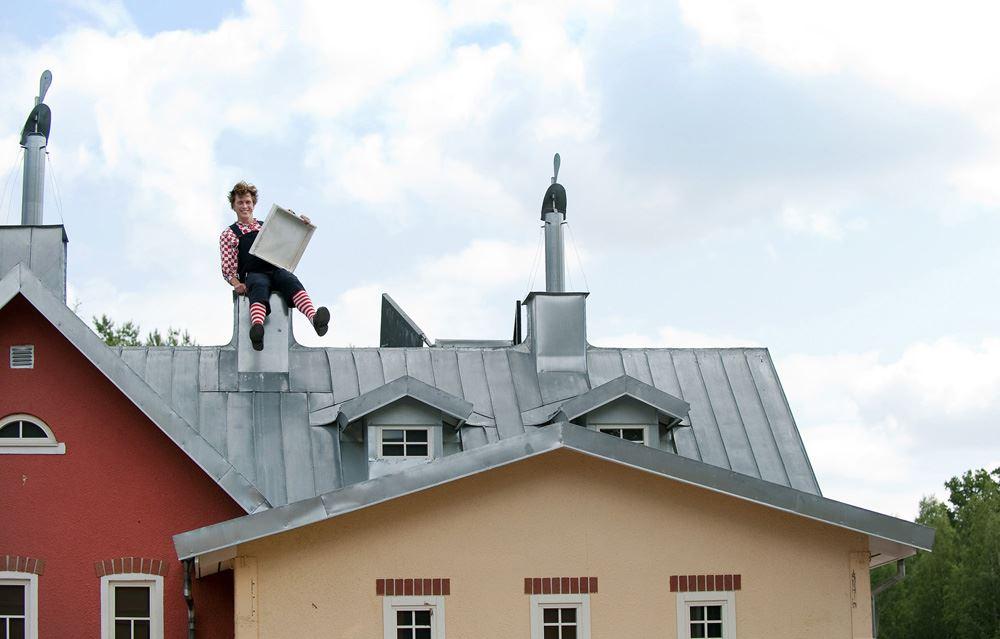 © Astrid Lindgrens Värld, Karlsson på taket