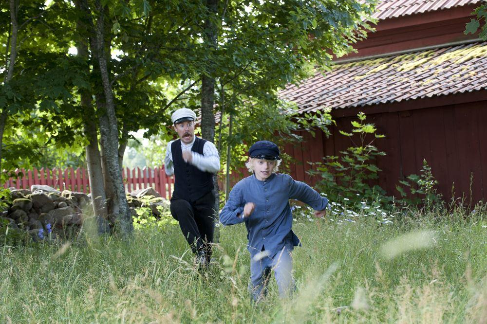 © Astrid Lindgrens Värld, Emil i Lönneberga