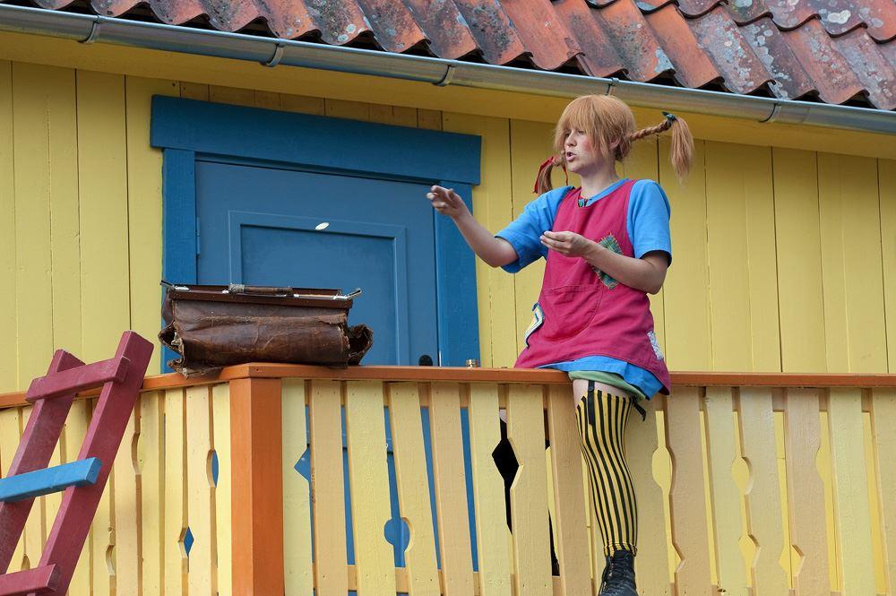 © Astrid Lindgrens Värld, Pippi Långstrump