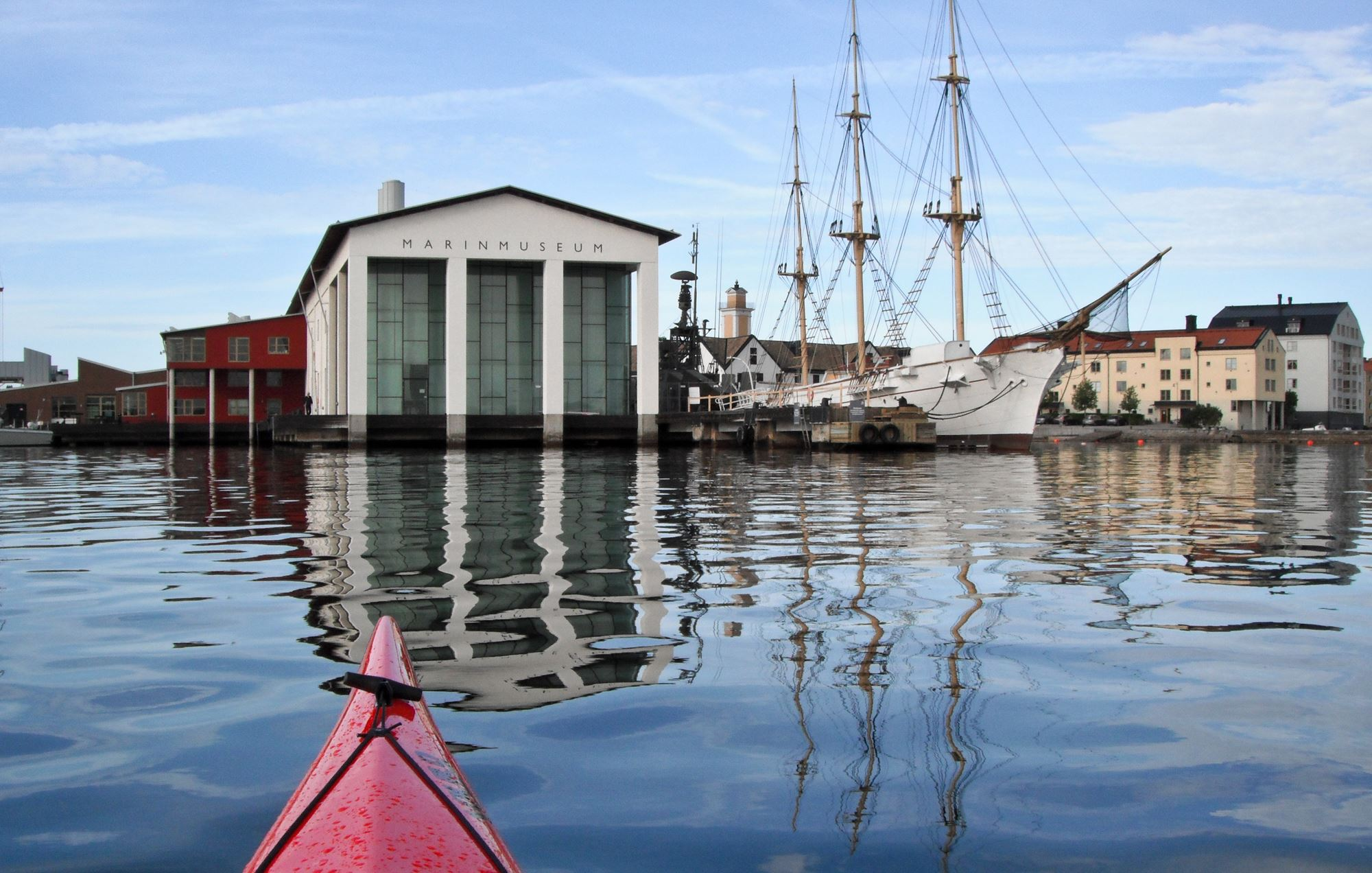 Karlskrona Kajak - Guided tours