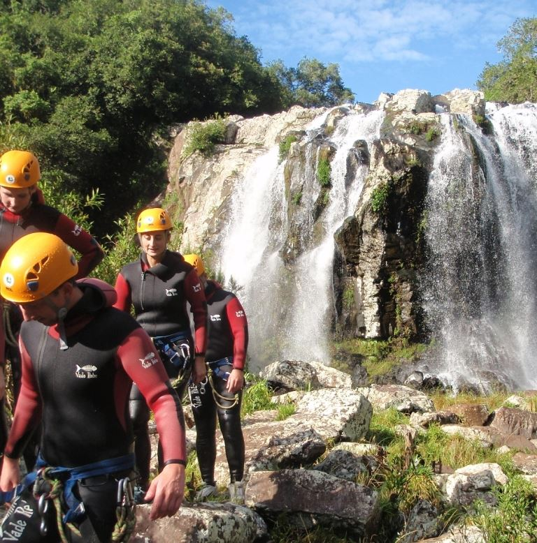 Animation: Le Canyoning