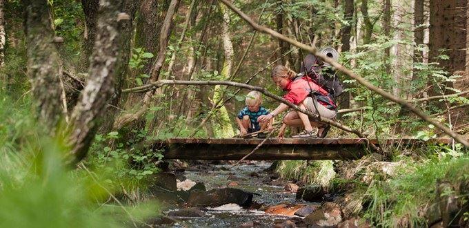 Djurholmen Nature trails