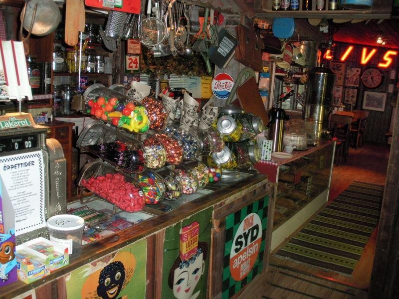 Tallbackens Café & Servering