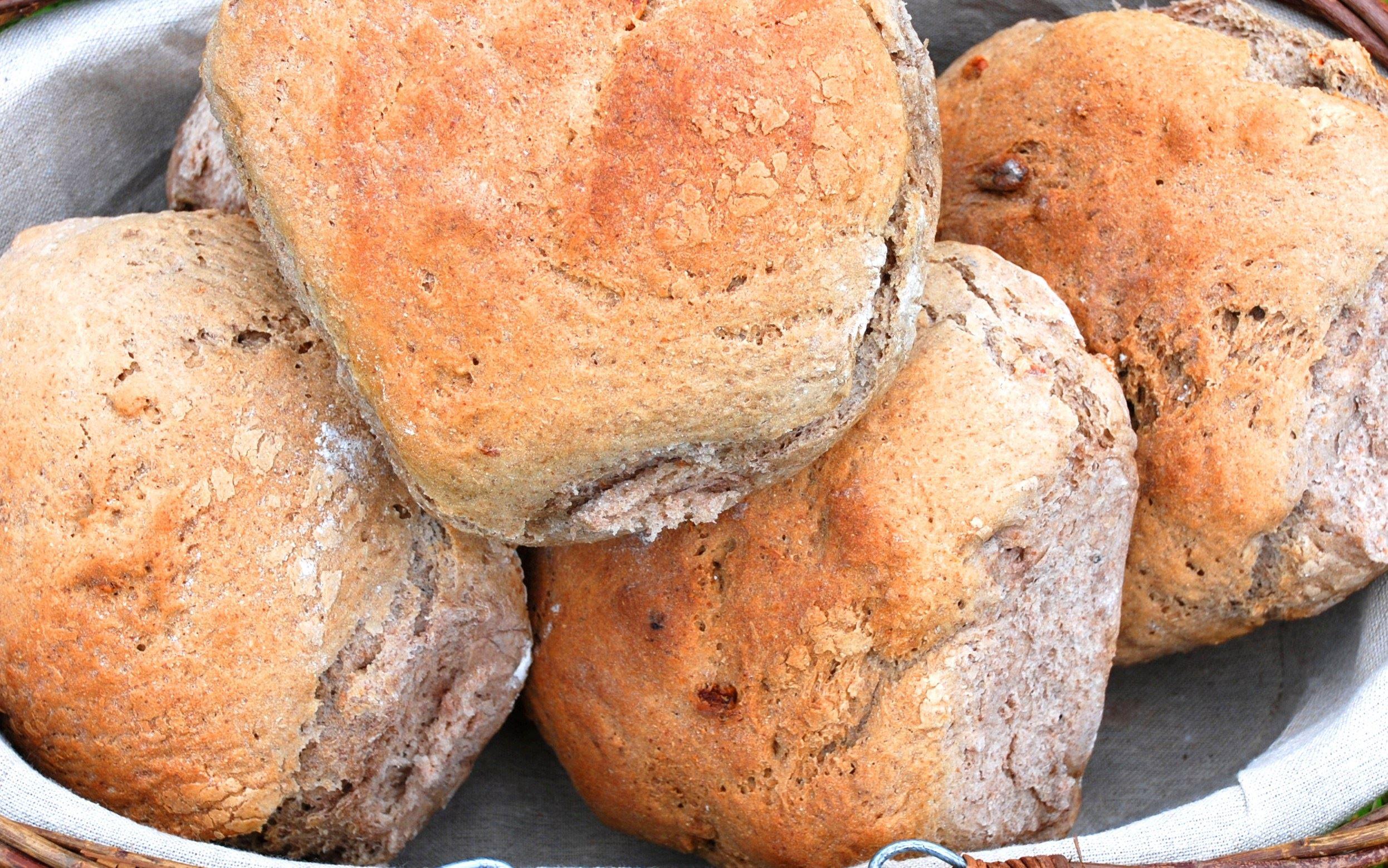 Stefanie Busam Golay , Stenugnsbakat bröd