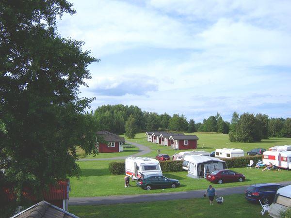 Sävsjö Camping / Stugor