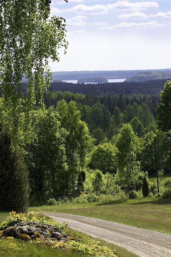 Nature trail Västra Sigfridsleden 170 km