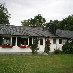 Magnus Ny, Villa vid Ivösjöns strand i Ivetofta