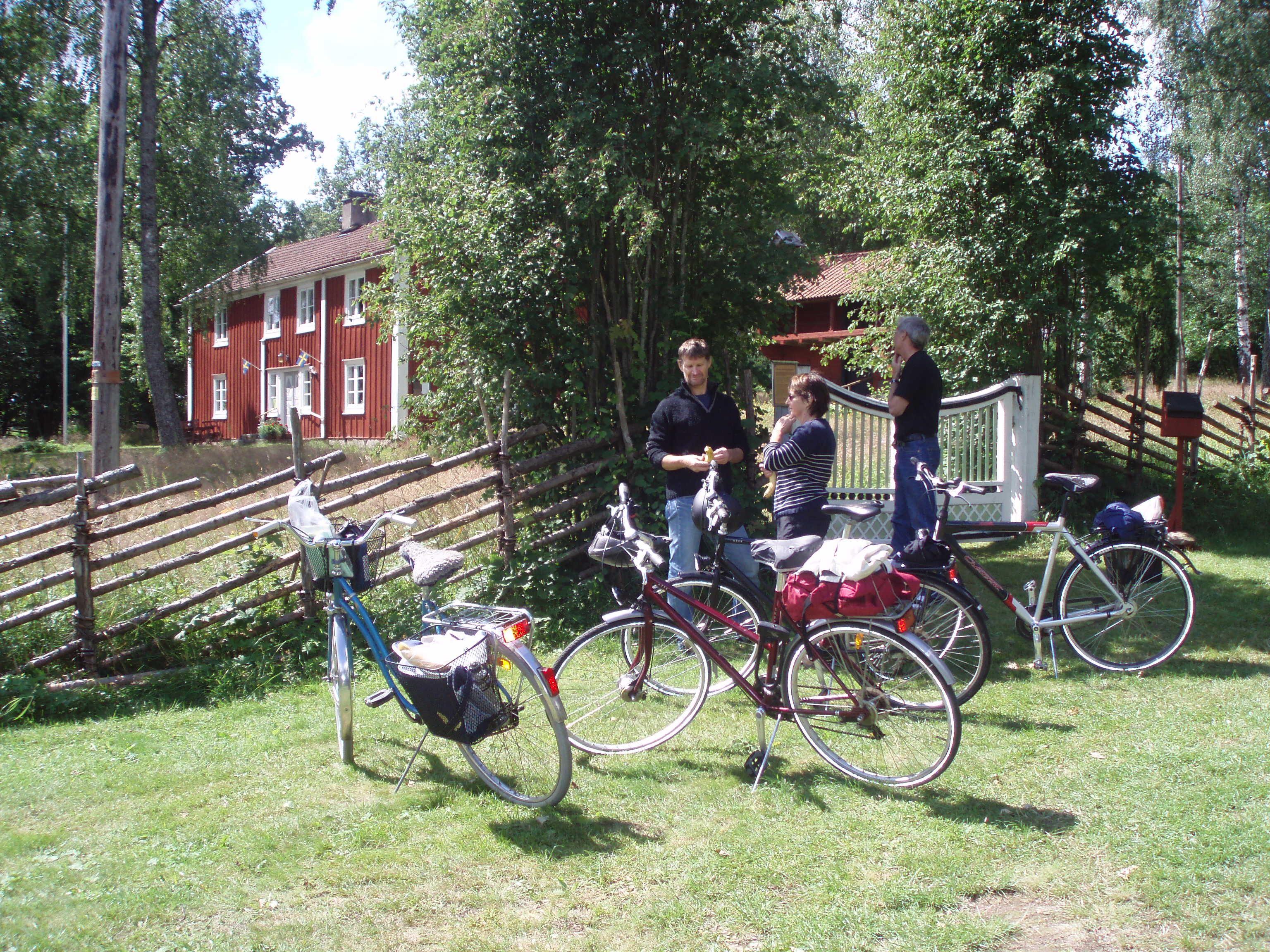 Biking: Bergrundan, 35 km
