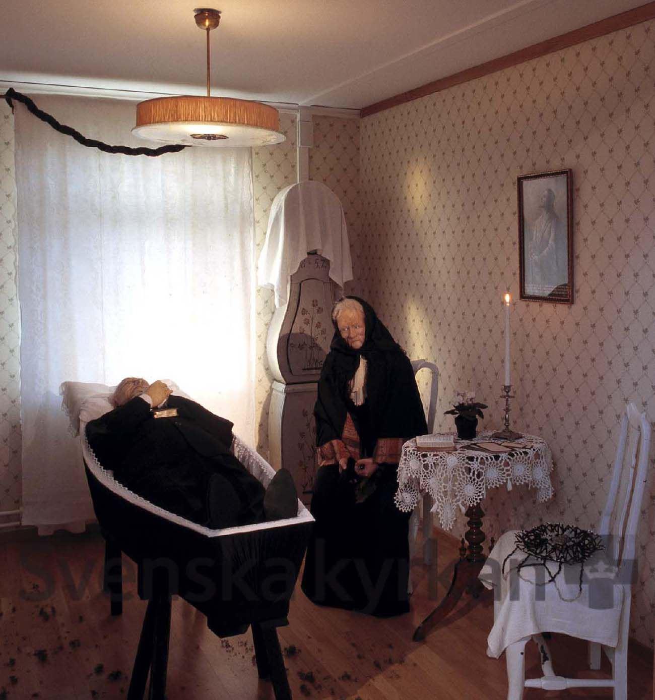 Foto Studio Lennart, Begravningsmuseet