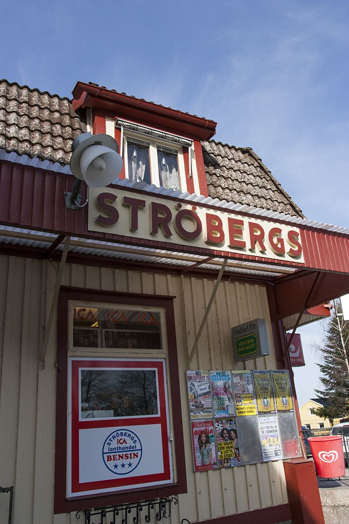 ICA Nära in Ströbergs Lanth, Torne