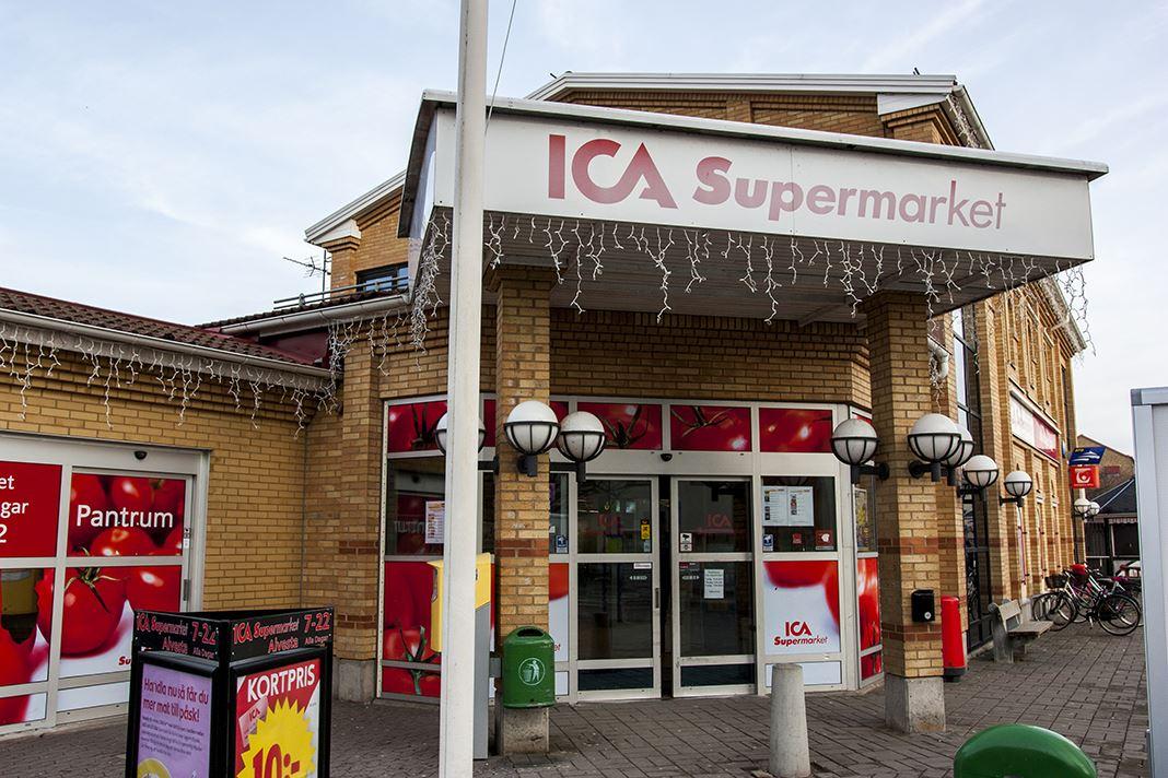 ICA Supermarket in Alvesta