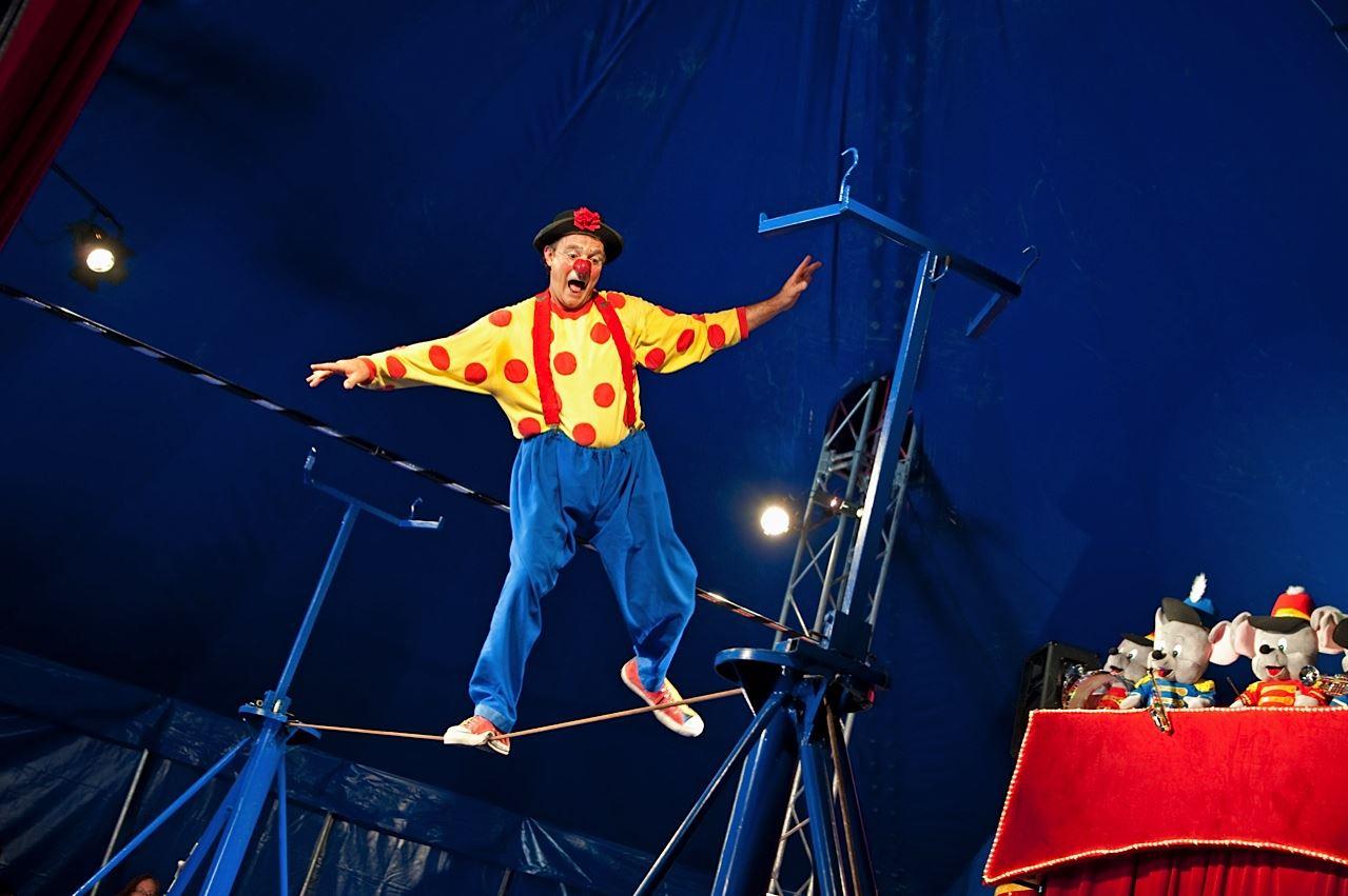 Cirkus Elvira's Sommarskoj