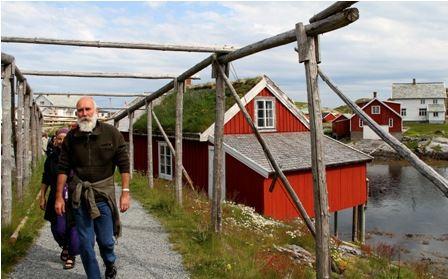 FISKEVÆRET SØR-GJÆSLINGAN