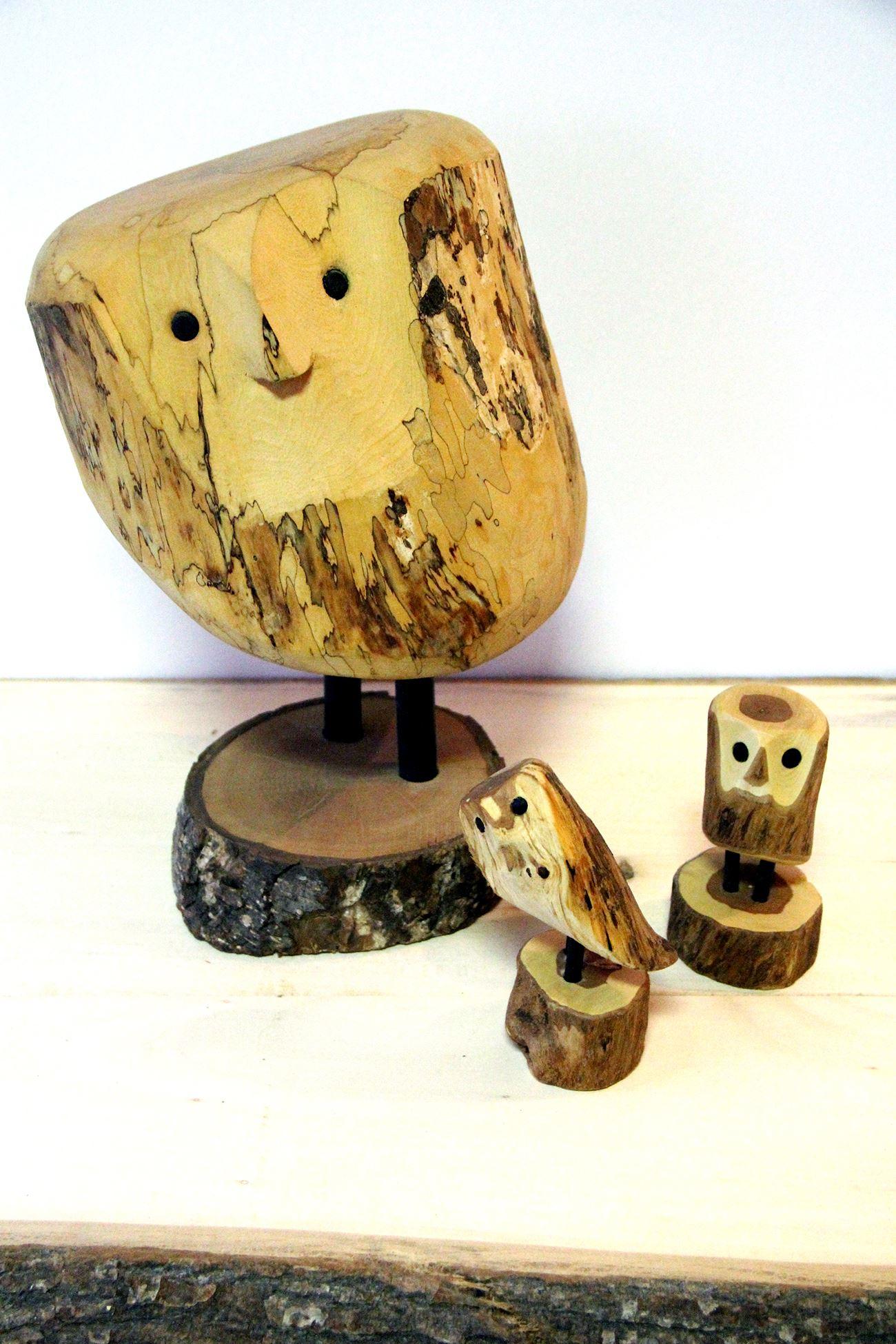 Holzwerkstatt: Mini hantverk