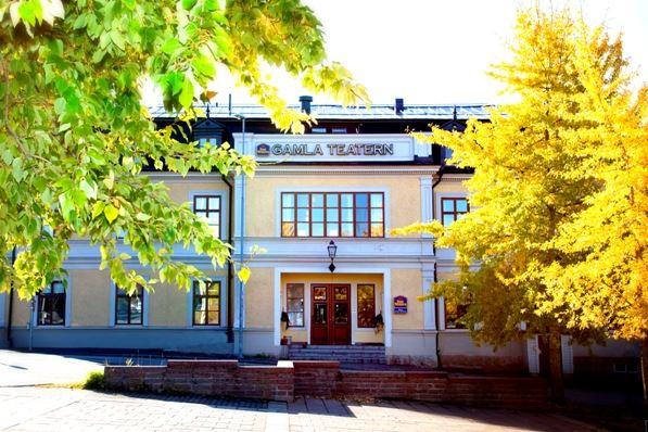 Foto: Best Western Gamla Teatern,  © Copy: Visit Östersund, Best Western Hotel Gamla Teatern