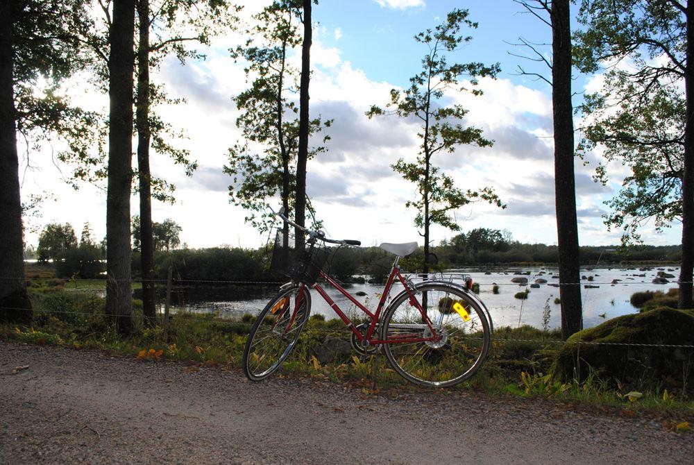 Radtour Sunnerboturen 120 km
