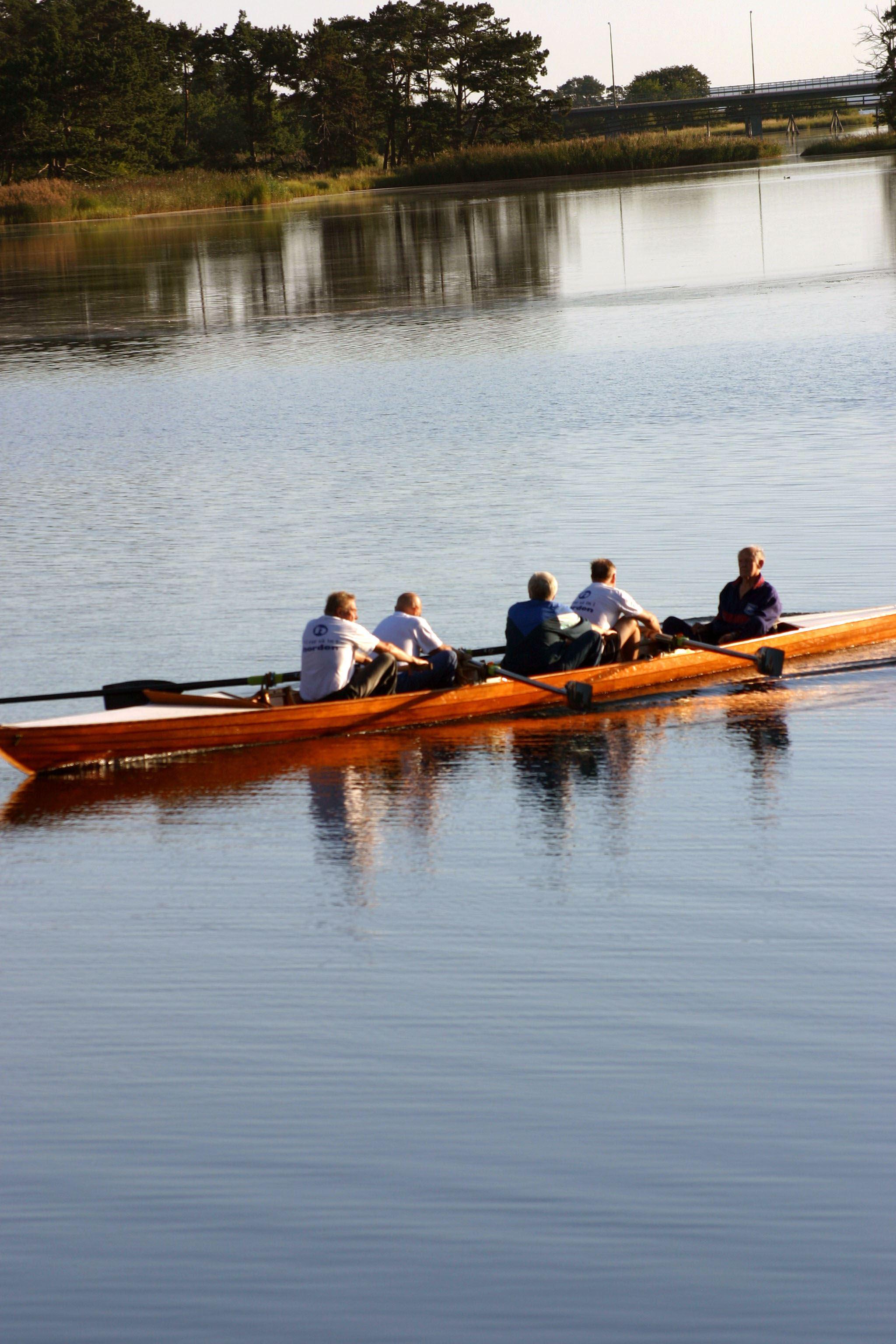 Canoe and kayak in Kalmar