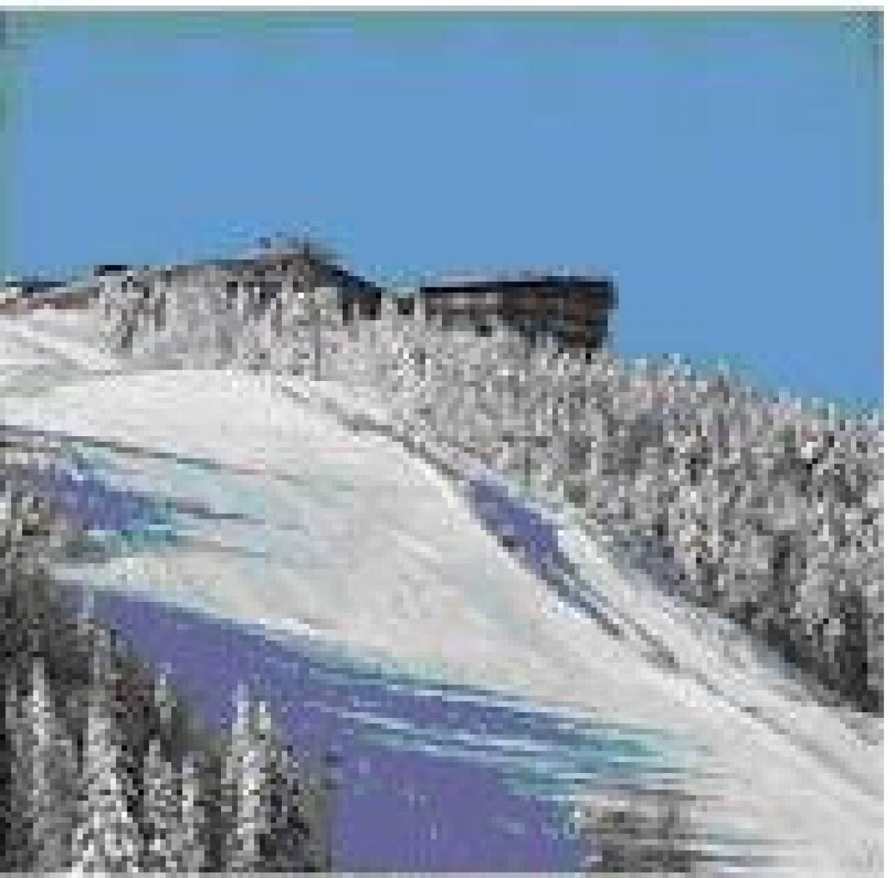 Södra berget slalombacken