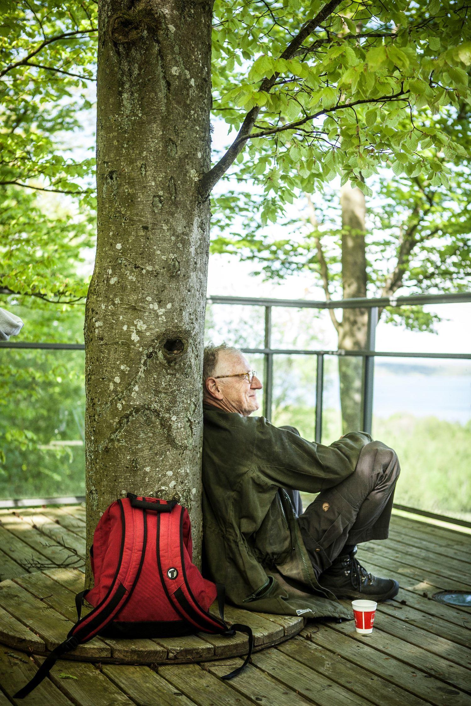 Foto: Fotograf Funke, Hovdala Vandringscentrum
