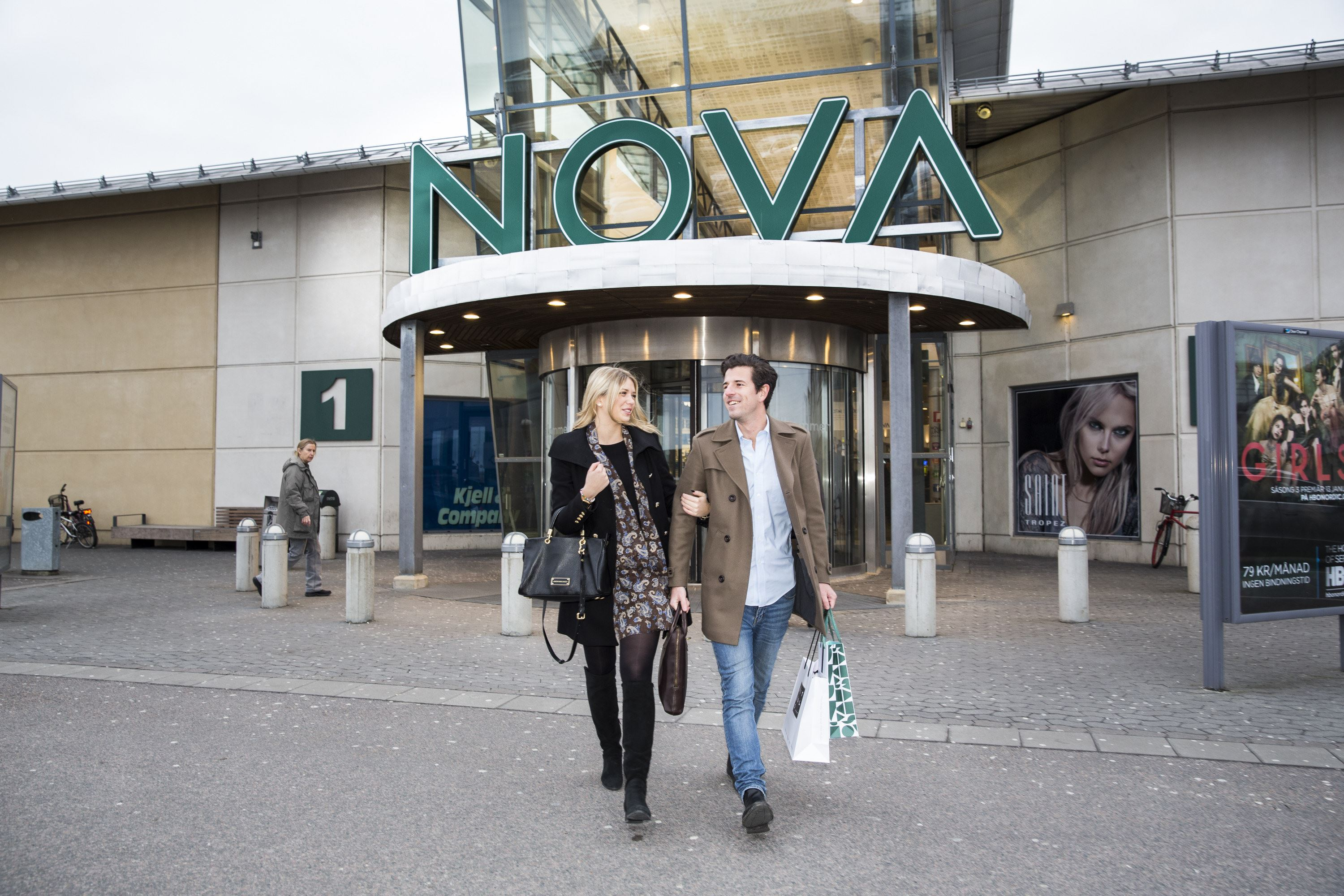 © Nova Lund, Nova Lund shoppingcenter