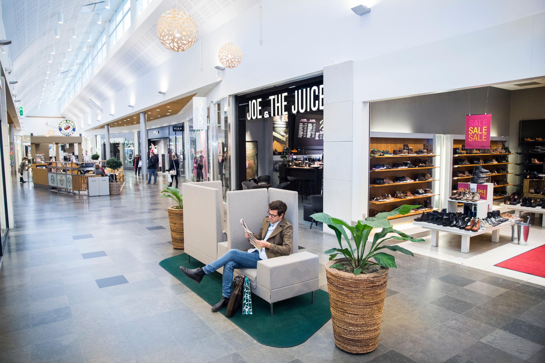 © Nova Lund, Nova Lund shoppingcenter