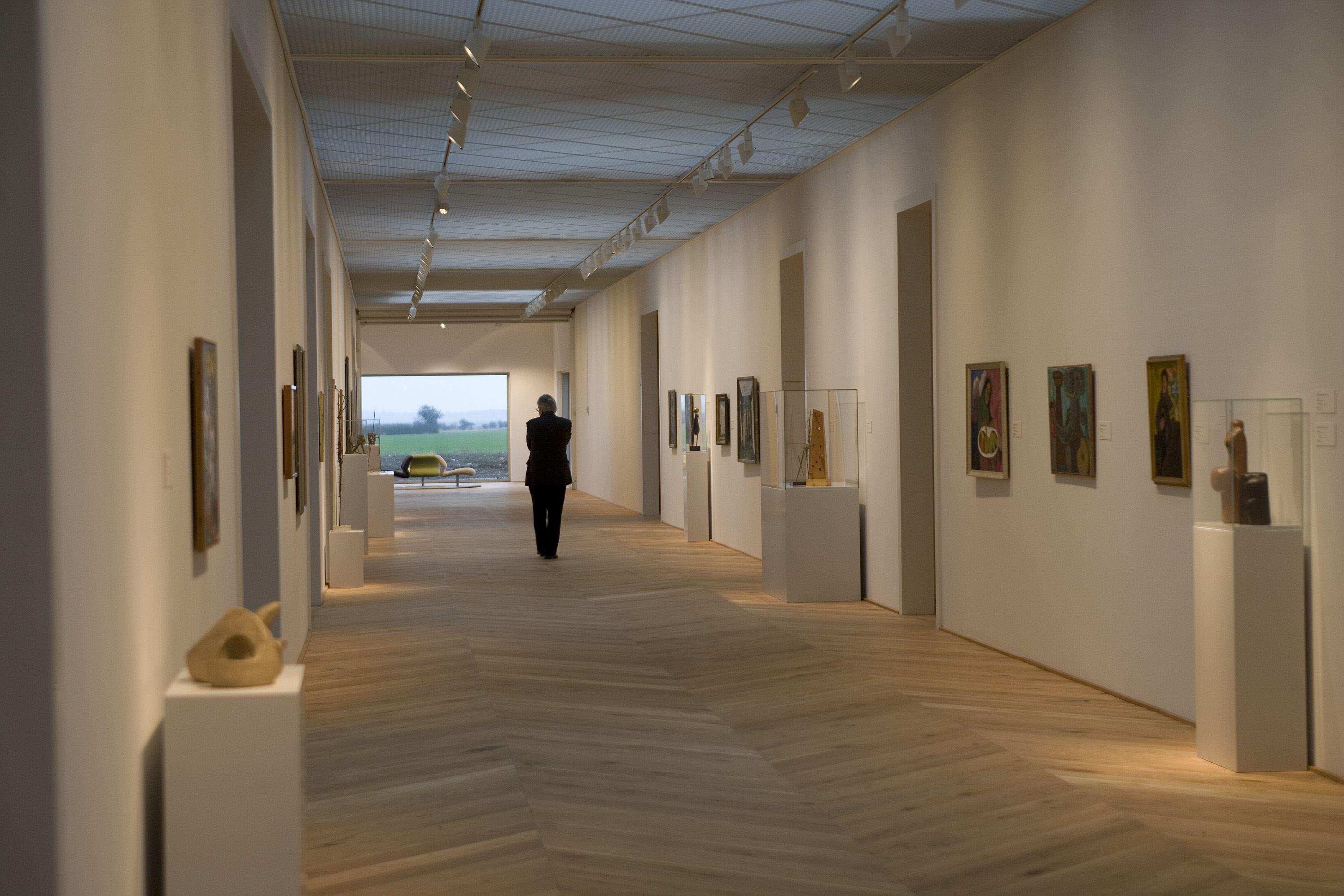 Herregårdssøndag på Fuglsang Kunstmuseum