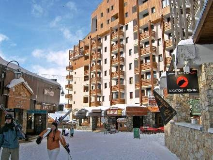 ARCELLE 414 - APARTMENT - 3 PERSONS - 1 BRONZE SNOWLAKES - CI