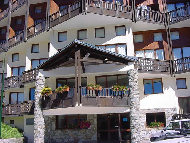LE SILVERALP 332 / 2 ROOMS 4 PEOPLE - 1 SNOW FLAKE BRONZE - CI