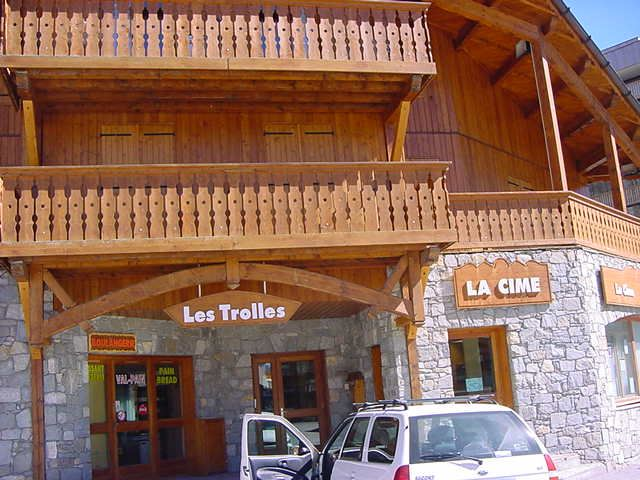 CHALET LES TROLLES 3 / APARTMENT 6 ROOMS - 10 PERSONS - 3 SILVER SNOWFLAKES - CI
