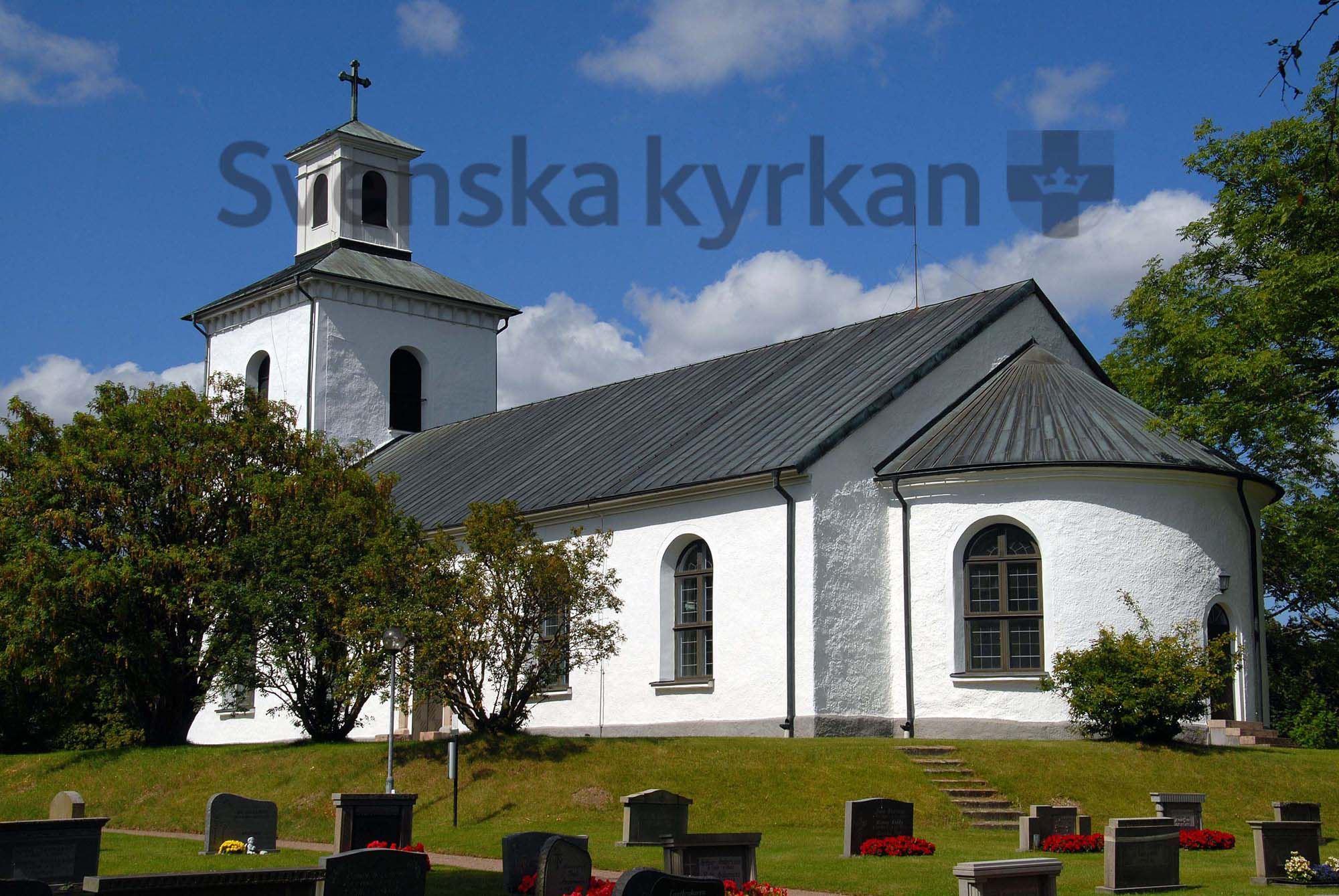 Bengt-Åke Fasth, Annerstad kyrka