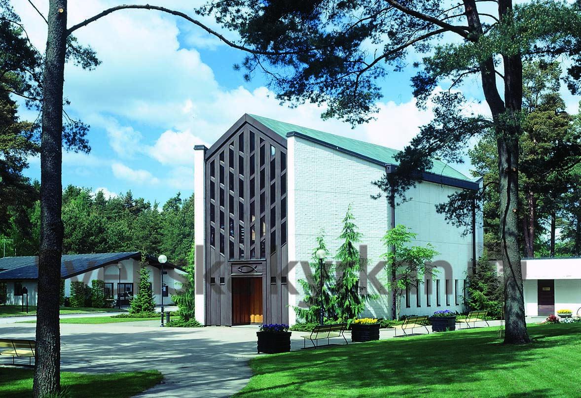 Studio Lennart, Annelundskyrkan