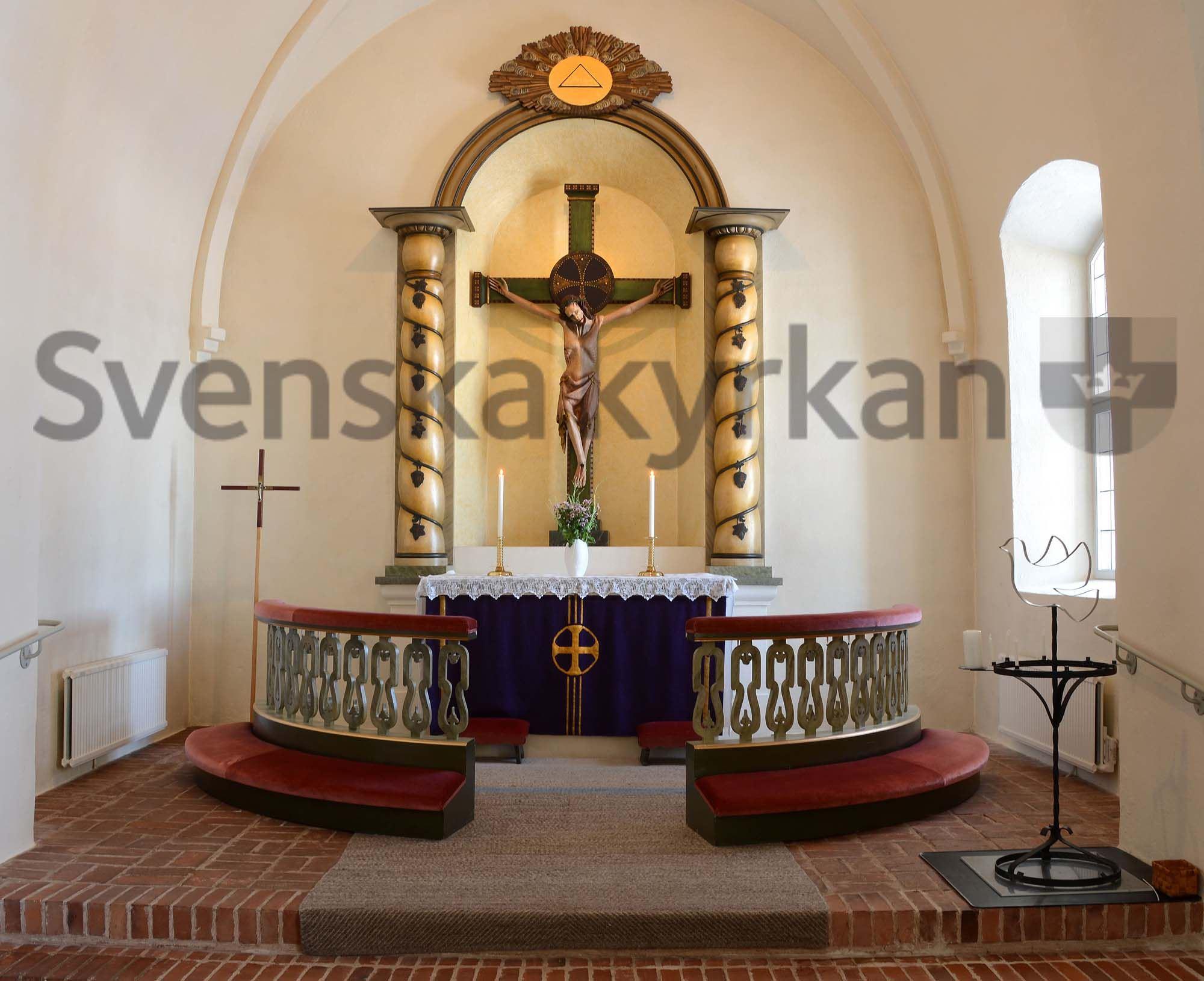 Bengt-Åke Fasth, Odensjö kyrka