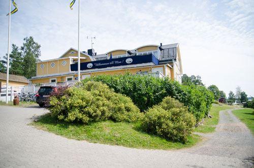 Skärgårdsbyn S:t Anna Mon/Camping