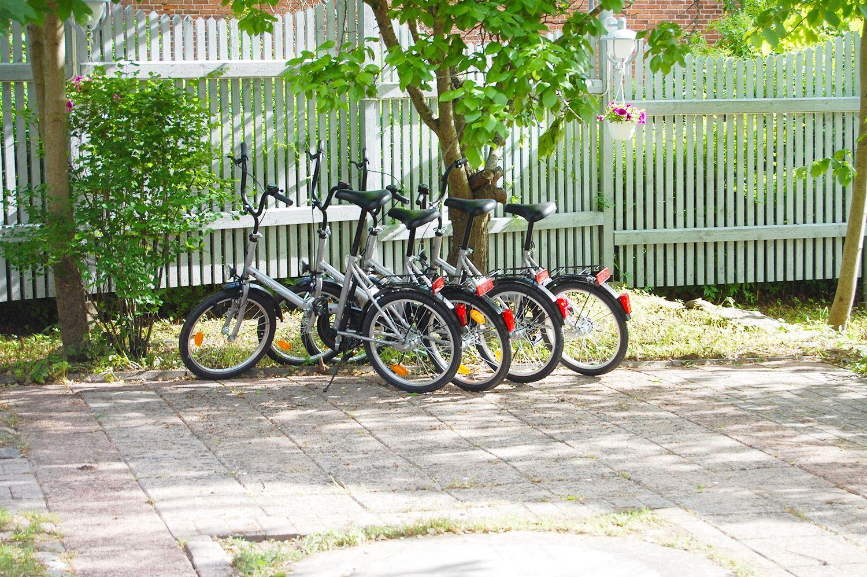 Cykeluthyrning Edenryds Gästgiveri