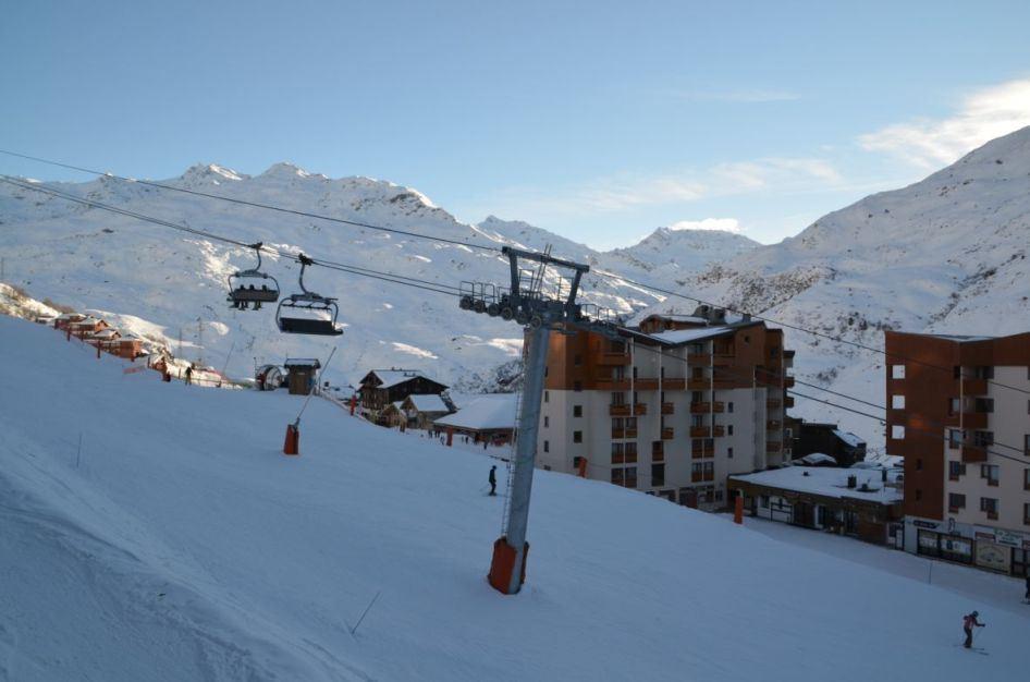 2 Pièces 4 Pers skis aux pieds / BOEDETTE D 326