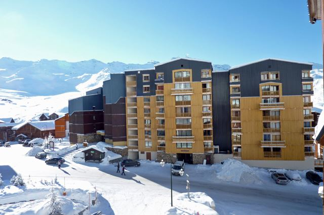 CIMES DE CARON 2100 / 2 ROOMS 4 PERSONS - 1 BRONZE SNOWFLAKE - VTI