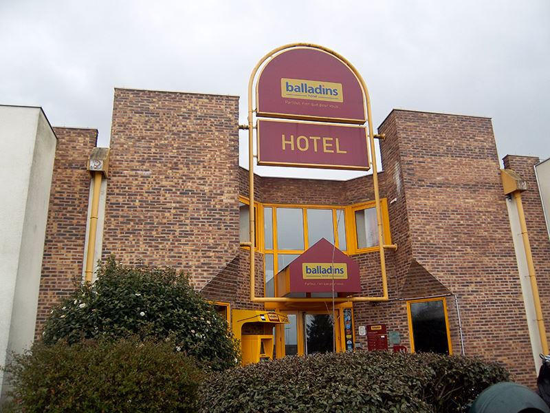 BRIT HOTEL TOURS NORD