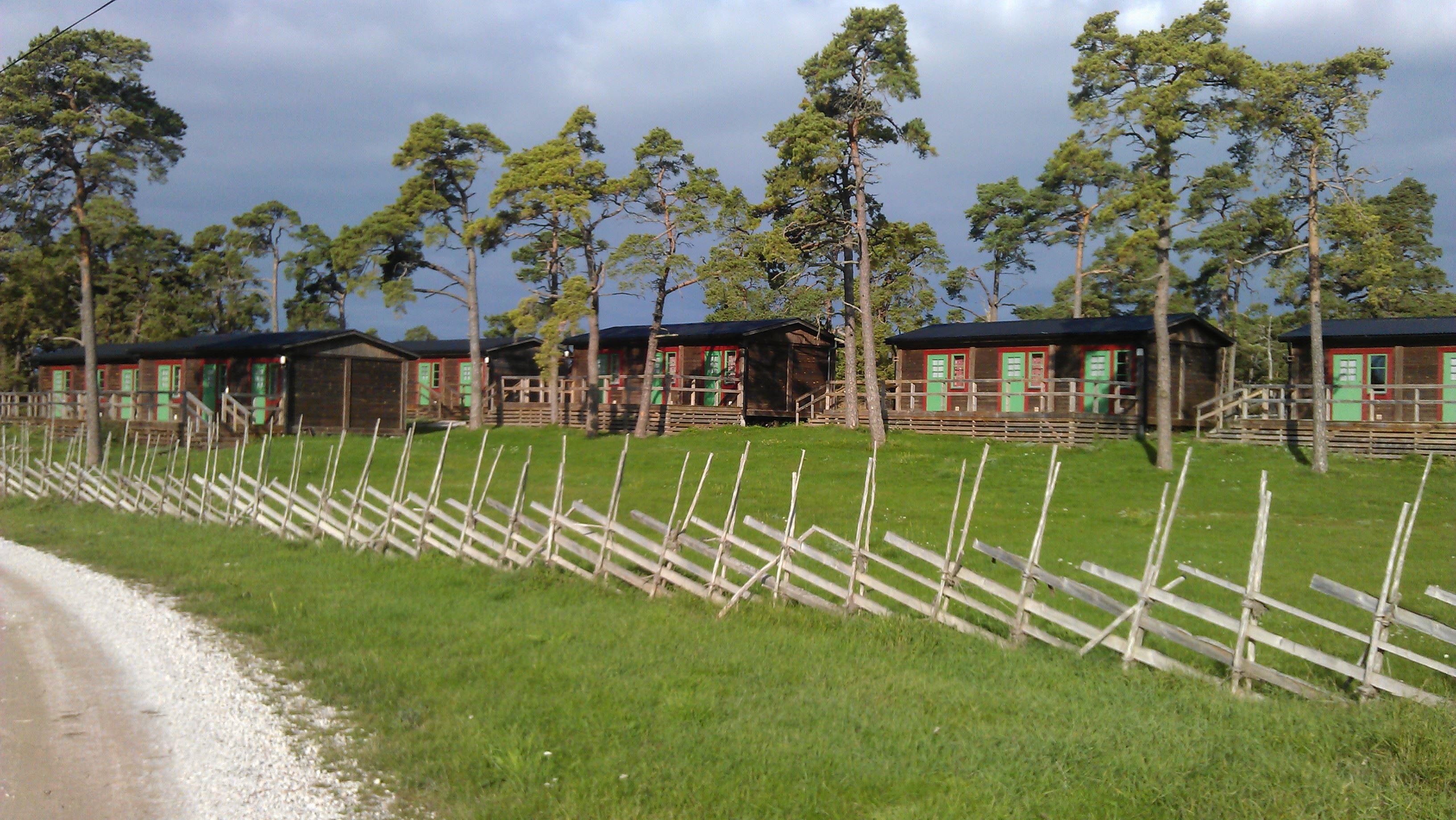 Ihre Gård, STF Hostel