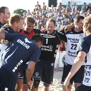 Åhus Beach handball Festival