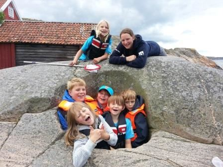Havets Hus Strandskola (Beach school) Minior, 3 day camp