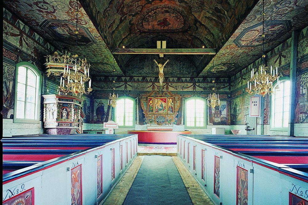 Djursdala kyrka